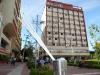 Abfallentsorgung und Hotel Stil