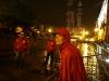 Im strömenden Regen am Unabhängigkeitstag Mexikos