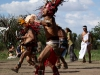 Indigener Tänzer