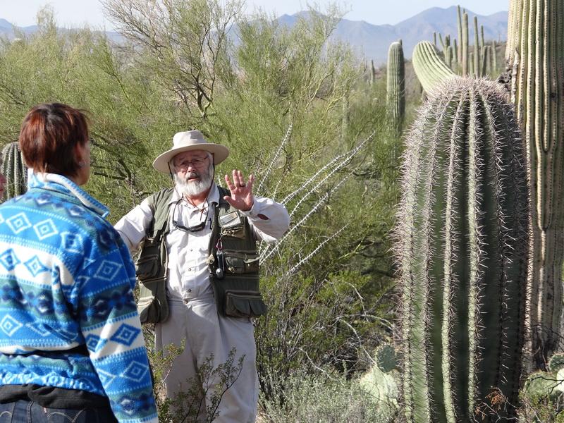 Kaktuslehrgang mit Ed