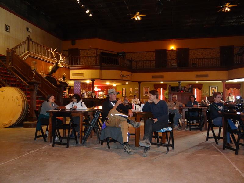 Im Saloon