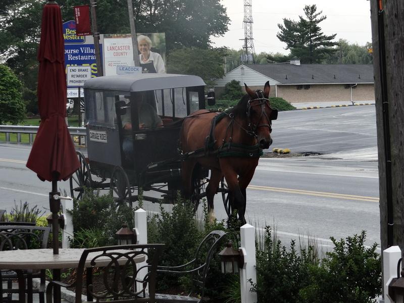 bei den Amischen