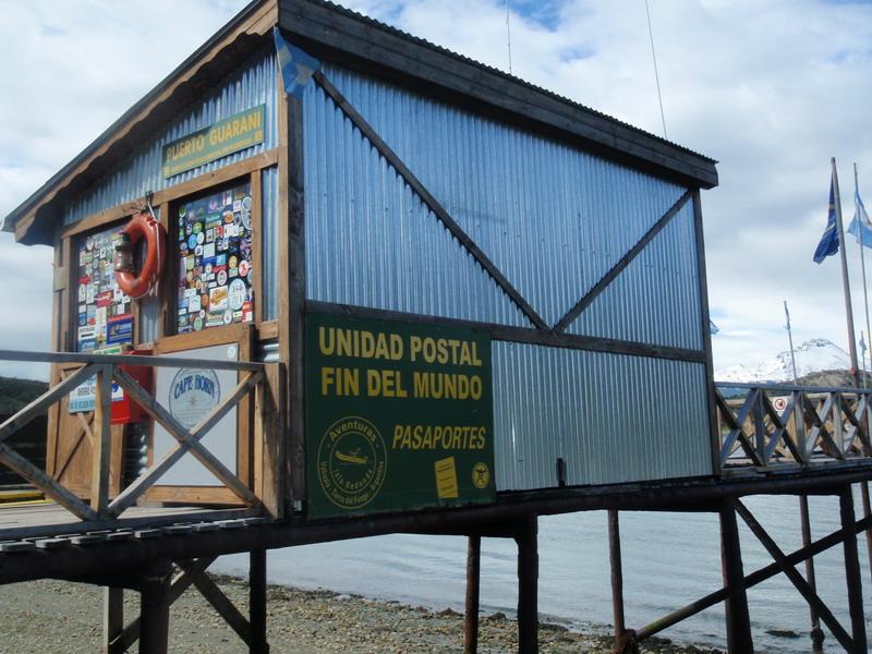 letzte Poststation