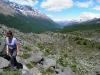 zum Glaciar Huemul