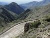 Richtung Mendoza