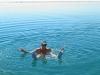 schwimmen unmöglich