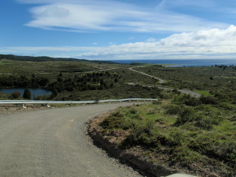 zurück nach Punta Arenas