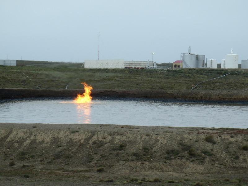 brennende Wasser