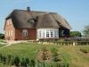 Dänisches Reetdachhaus