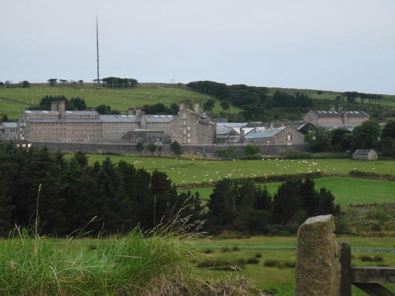 Prison in Dartmoor