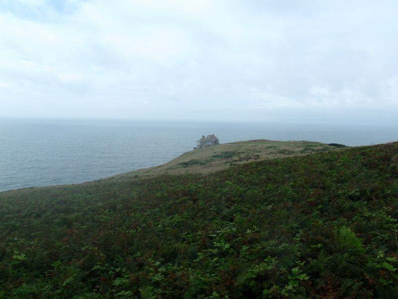SAC -Hütte am Meer