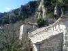 Kloster bei der Vikosschlucht