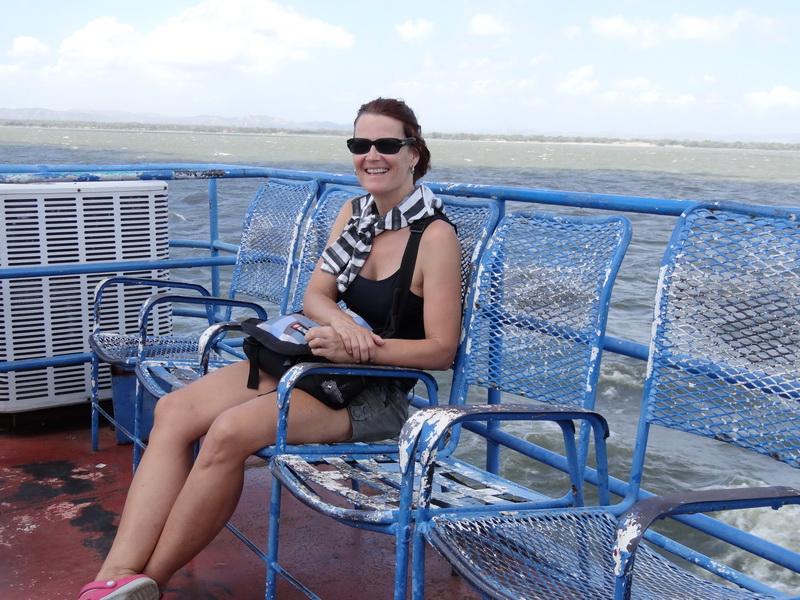 Die Touristin