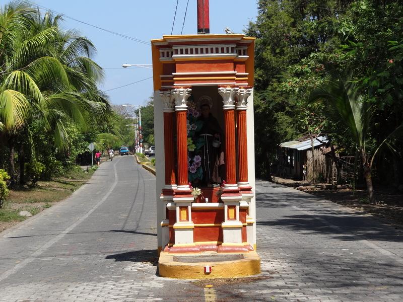 Dorfeinfahrt San Jorge