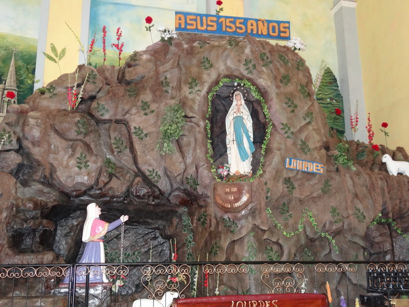 Lourdes für Kleine