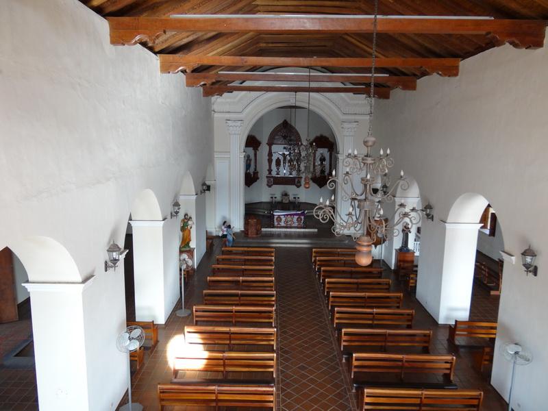 Eine der Kirchen