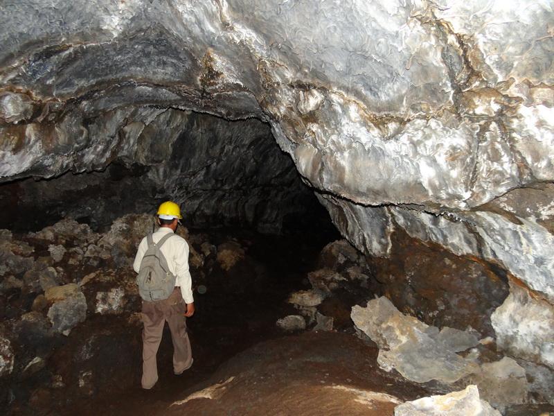 Lavahöhle