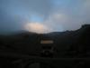 Sonnenaufgang auf dem Col d\'Aubisque